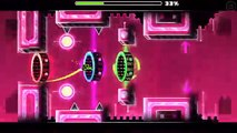 Geometry Dash - EASY DEMON SECRET WAY! - Hex Force - By Hex - Rated