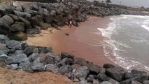 The Atlantic ocean Benin republic
