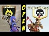 Sister Clans Now Open in Clash of Clans & Clash Royale | Requirement Info For All Clans | Join Now!