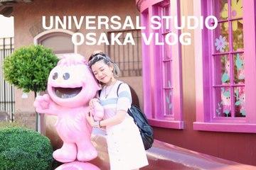 Universal Studio Osaka VLOG 大阪環球影城小紀錄  | MELO LO