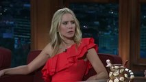 Craig Ferguson Sandra Bullock Flirtatious Pick Interview