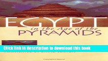 [Popular] Egypt in the Age of the Pyramids Kindle Collection