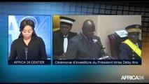 DÉBATS - Tchad: Prestation de serment d'Idriss Deby Itno - 08/08/2016 (3/3)