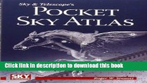[Popular] Sky   Telescope s Pocket Sky Atlas Kindle Collection