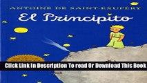 [Download] El principito (Spanish) Hardcover Online