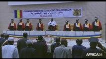 DÉBATS - Tchad: Prestation de serment d'Idriss Deby Itno - 08/08/2016 (2/3)