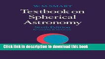 [Popular] Textbook on Spherical Astronomy Kindle Free