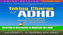 [Popular] Taking Charge of ADHD, Third Edition: The Complete, Authoritative Guide for Parents