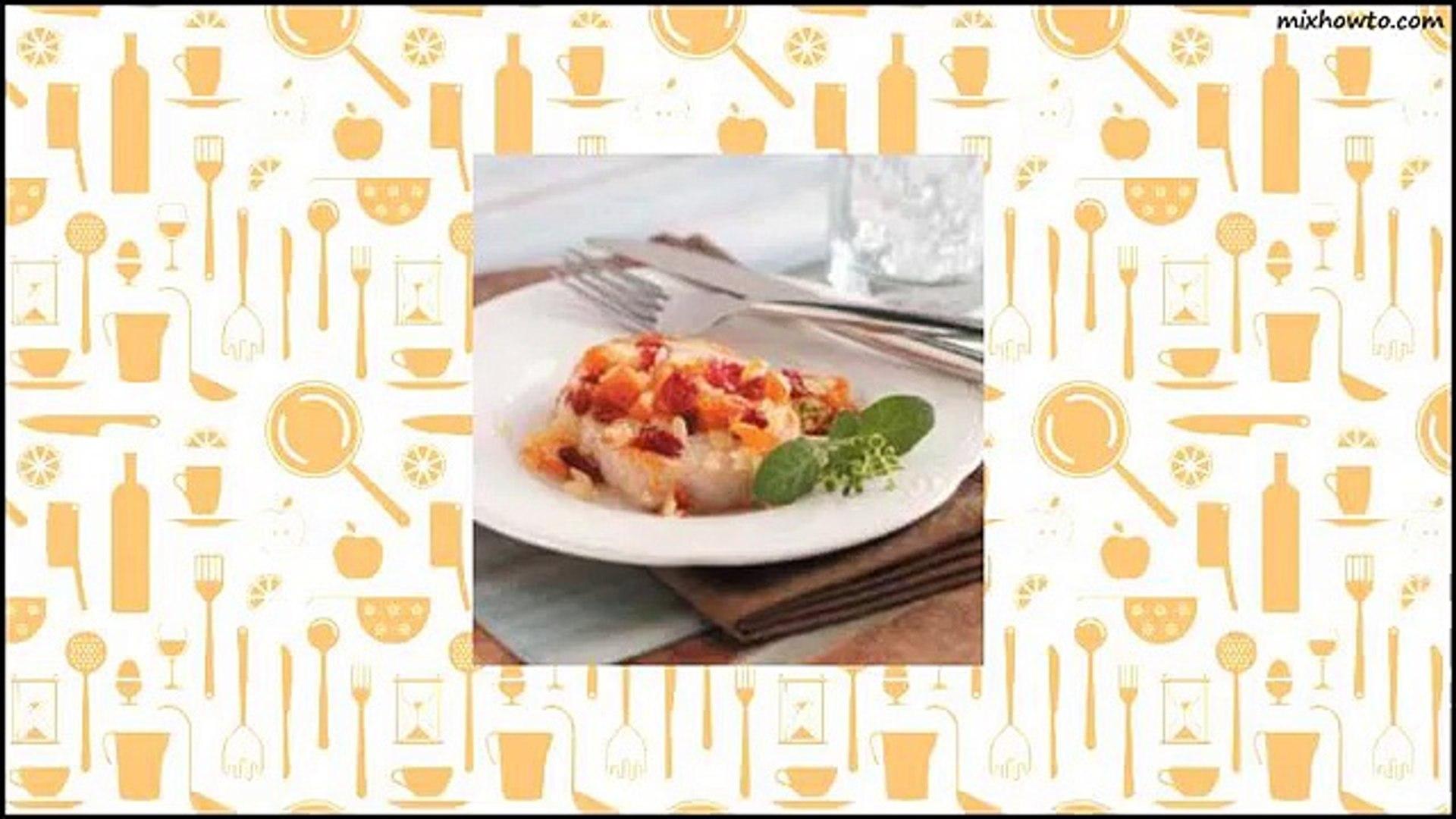 Recipe Cran-Apricot Pork Chops Recipe