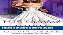 [Popular] Books His Wicked Wish: A Cinderella Sisterhood Novel (Cinderella Sisterhood Series) Free