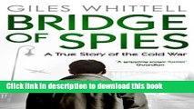 [Popular] Bridge of Spies Paperback Online