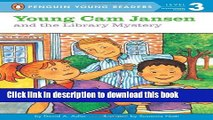 [PDF] Young Cam Jansen and the Library Mystery Free Online