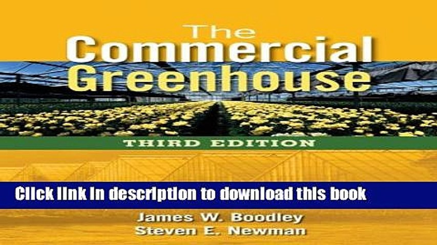 [Popular] The Commercial Greenhouse Hardcover Collection