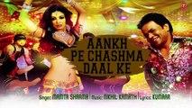 AANKH PE CHASHMA DAAL KE Official HD Video Song By BABUJI EK TICKET BAMBAI _ Rajpal Yadav,Bharti Sharma