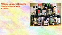 Whisky Liqueurs Deanston Wallace Single Malt Liqueur