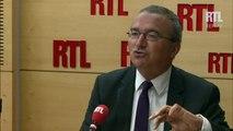 Hervé Mariton était l'invité de RTL le 11 août 2016