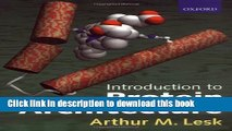 [Popular] Introduction to Protein Architecture: The Structural Biology of Proteins Kindle Online