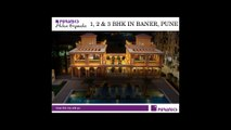 1, 2 and 3 BHK Residential Apartments in Puraniks Aldea Espanola Baner Pune for Sale