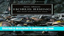 [Popular] Books Horus Rising (The Horus Heresy) Full Download