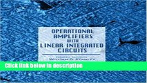 [PDF] Operational Amplifiers with Linear Integrated Circuits (4th Edition) [Online Books]