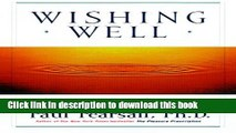 [Popular] Wishing Well: Making Your Every Wish Come True Hardcover OnlineCollection