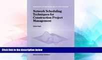 Download Project Scheduling and Management for Construction