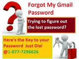 Now Gmail Reset Password Solution is available on toll free number @1-877-729-6626