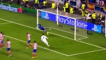 Sergio Ramos goal - Real Madrid-Atético Madrid - Champions League finale 2014