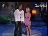 The Rock & Britney Spears Present Award