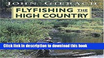 [PDF] Flyfishing the High Country Free Online