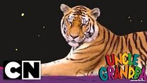 Uncle Grandpa - Tiger Trails (Preview) Clip 2