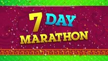 Chinese New Year - 7 Day Marathon Tune-in Promo (Starts on Friday 31/1 at 11am)