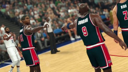 NBA 2K17 - The Dream Lives On