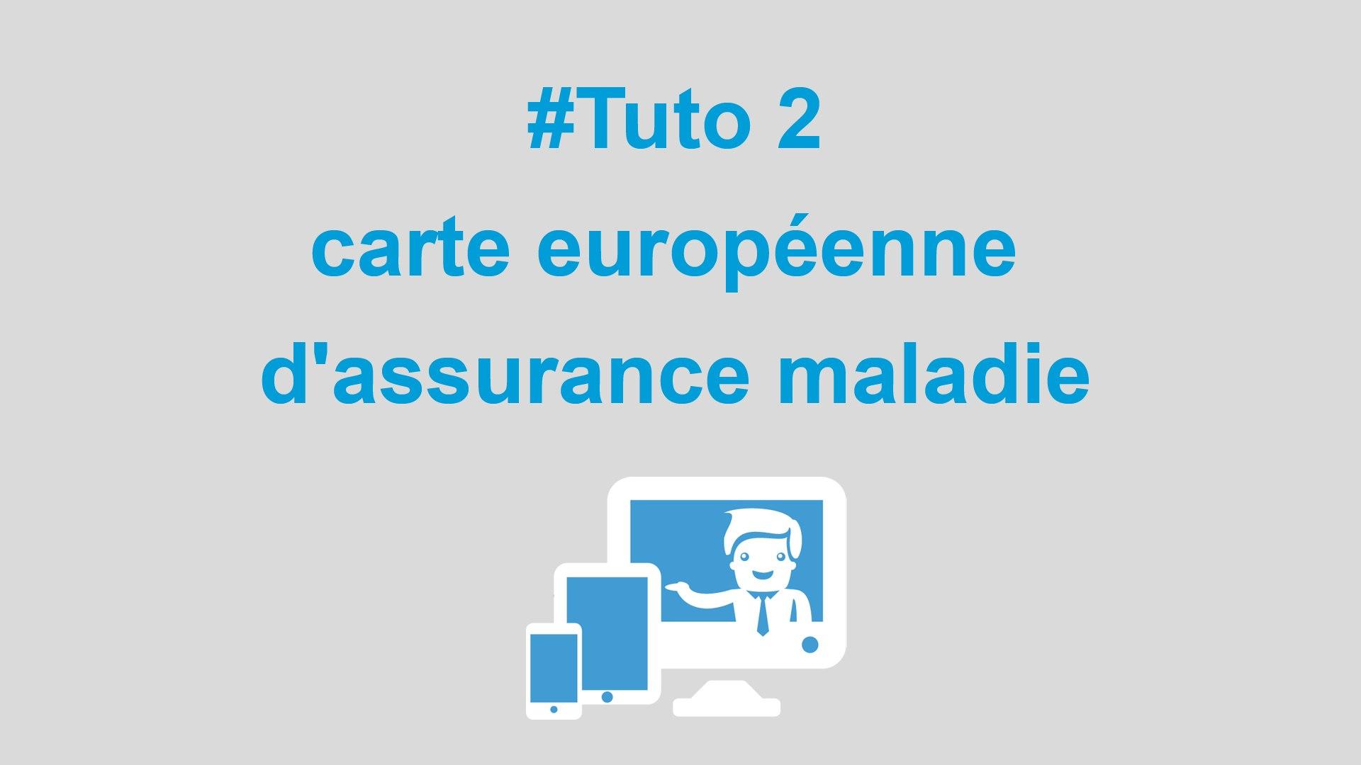 Carte Assurance Maladie Maroc.Comment Demander Ma Carte Europeenne D Assurance Maladie
