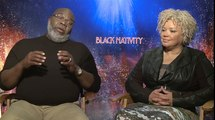 Black Nativity - Interview TD Jakes et Kasi Lemmons VO