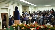 PMLN social media VOLUNTEERS makes Maryam Nawaz bring the Prime Minister to PMLN social media volunteers meet