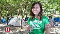 Camp Climat, l'école des militants écologistes