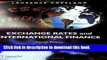 [Popular] Exchange Rates and International Finance (4th Edition) Kindle Free