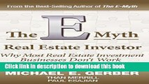 [Popular] The E-Myth Real Estate Investor Paperback Collection