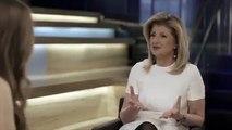 Arianna Huffington quitte Huffington Post . Comment tout a commencé