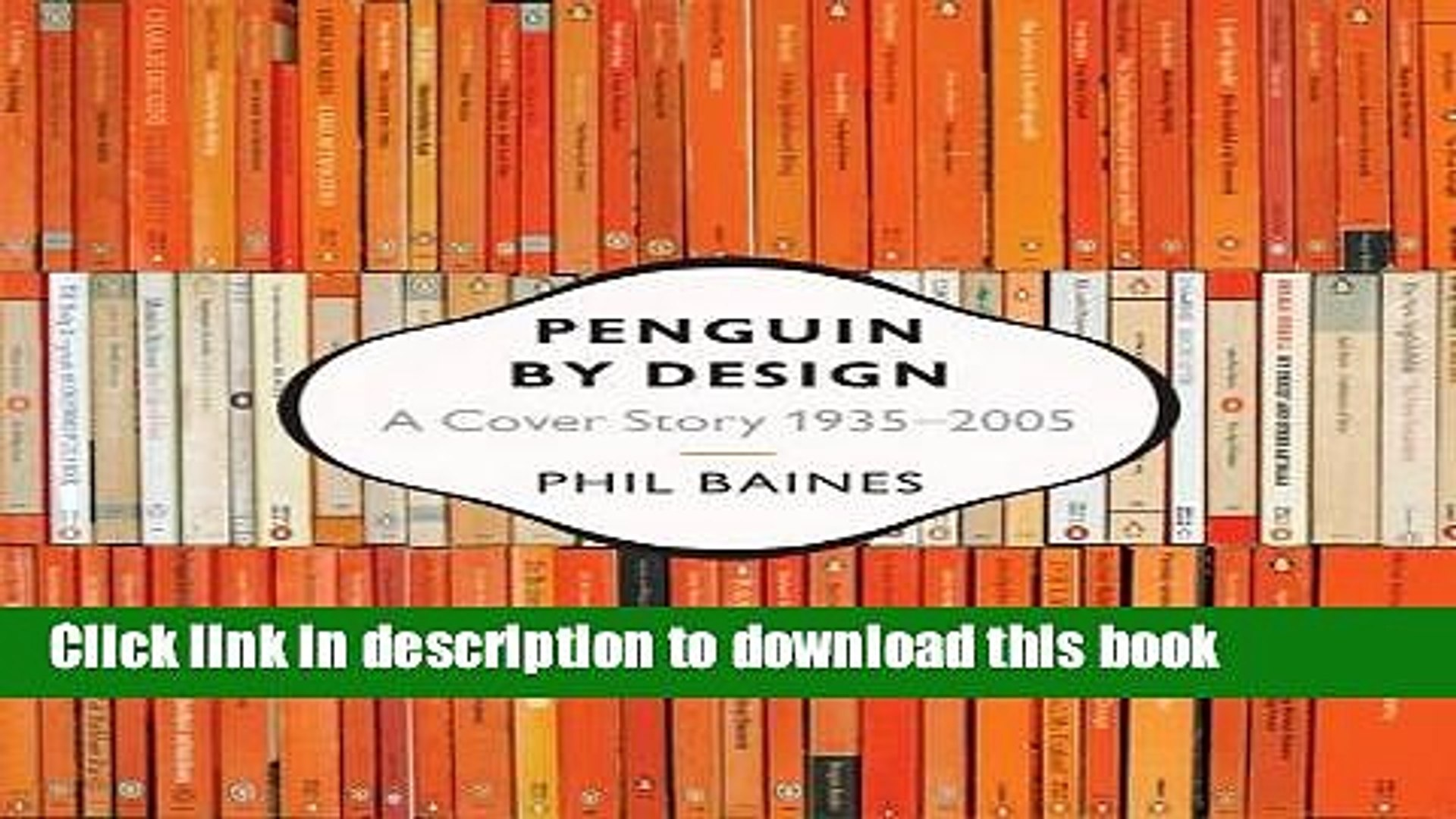 A Cover Story 1935 To 2005 Penguin By Design