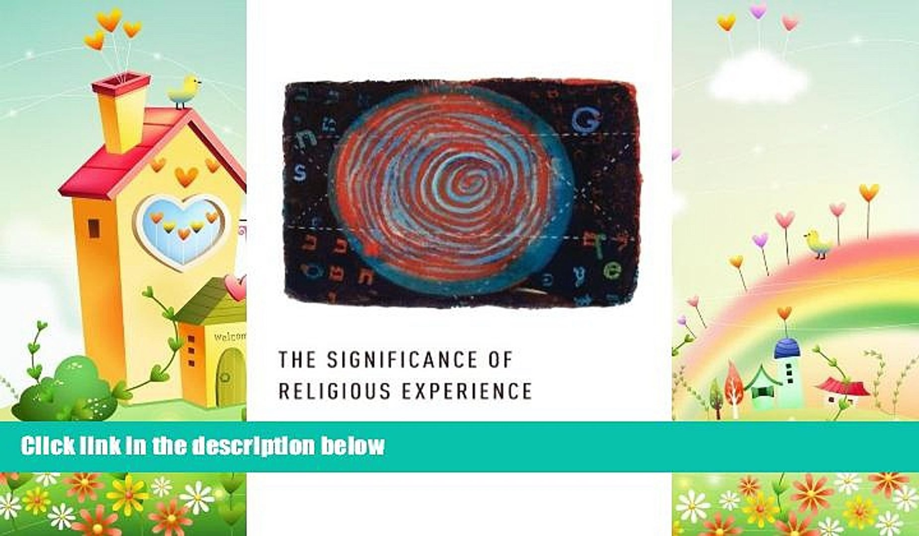 complete  The Significance of Religious Experience