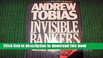 [Download] Invisible Bankers: Everything the Insurance Industry Never Wanted You to Know Kindle Free