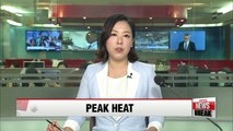 All of Korea under special heatwave advisories for 2nd straight day