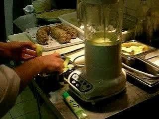 cuisine de Yves Gravelier