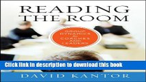 [Popular] Reading the Room: Group Dynamics for Coaches and Leaders (The Jossey-Bass Business