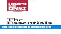 [Popular] HBR S 10 Must Reads: The Essentials Hardcover Online