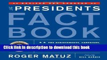 Books Presidents Fact Book Revised and Updated: The Achievements, Campaigns, Events, Triumphs,