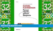 Big Deals  Pensar rapido, pensar despacio (Psicologia (Debolsillo)) (Spanish Edition)  Free Full