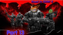 Road to Gears of War 4 Gears of War Part 13 Act V impasse power of the PIMP Hand
